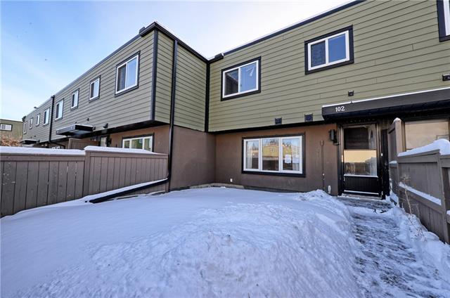 #102 3809 45 ST SW, 3 bed, 1 bath, at $160,000