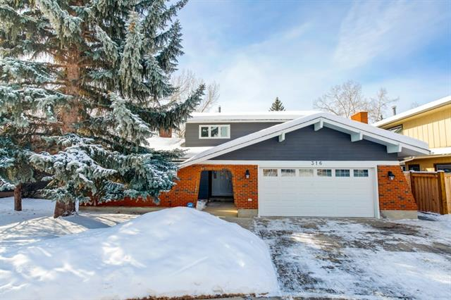 316 MIDVALLEY PL SE, 4 bed, 3.1 bath, at $725,000