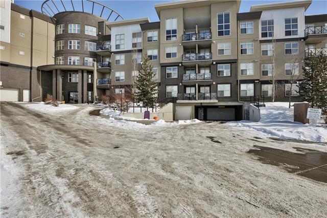 #517 88 ARBOUR LAKE RD NW, 2 bed, 2 bath, at $348,000