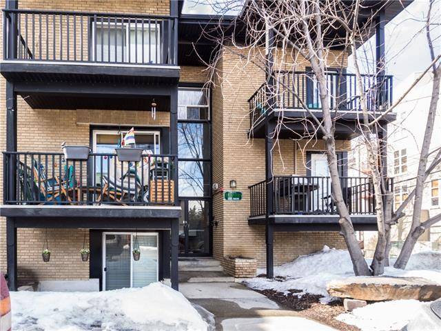 #13 2417 2 ST SW, 1 bed, 1 bath, at $165,000