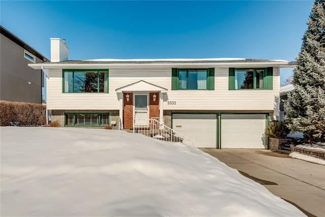 3332 UNDERHILL DR NW, 4 bed, 2 bath, at $799,900