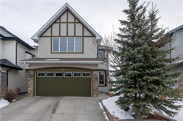 16 COUGARSTONE SQ SW, 3 bed, 2.1 bath, at $559,900