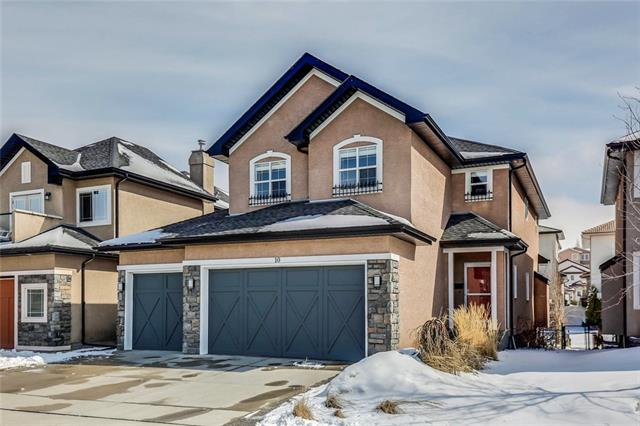 10 ARBOUR VISTA CL NW, 4 bed, 3.1 bath, at $819,800