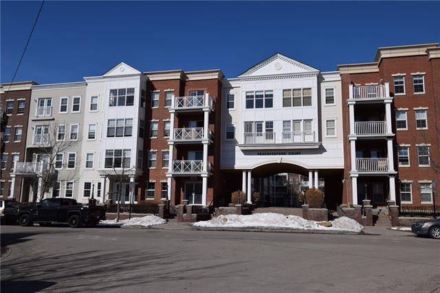 #1403 5605 HENWOOD ST SW, 1 bed, 1 bath, at $217,000