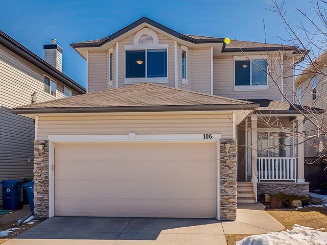 106 VALLEY CREST CL NW, 3 bed, 2.1 bath, at $529,900