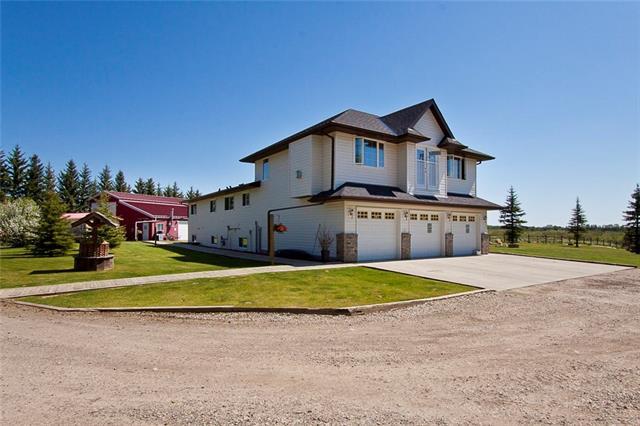 36279 Range Road 44  , 6 bed, 5 bath, at $1,449,800