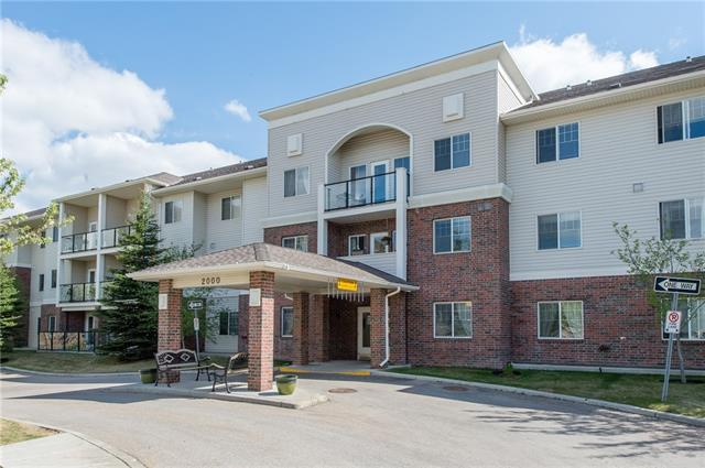 #2308 928 ARBOUR LAKE RD NW, 2 bed, 2 bath, at $309,900