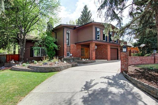 1029 BEL-AIRE DR SW, 5 bed, 3.1 bath, at $1,875,000
