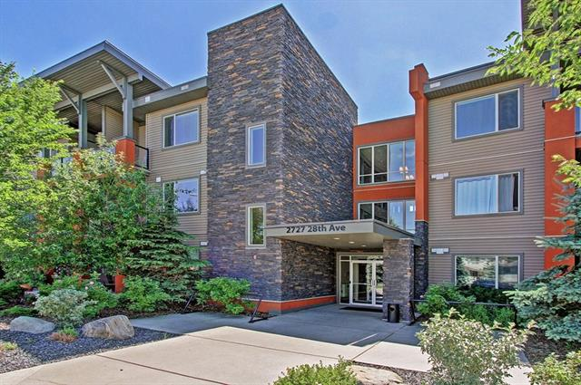 #322 2727 28 AV SE, 2 bed, 1 bath, at $258,900