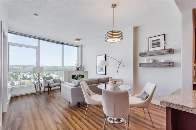 #1804 77 SPRUCE PL SW, 2 bed, 2 bath, at $359,900